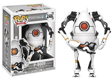 POP PORTAL P-BODY VINYL FIG (C: 1-1-2)