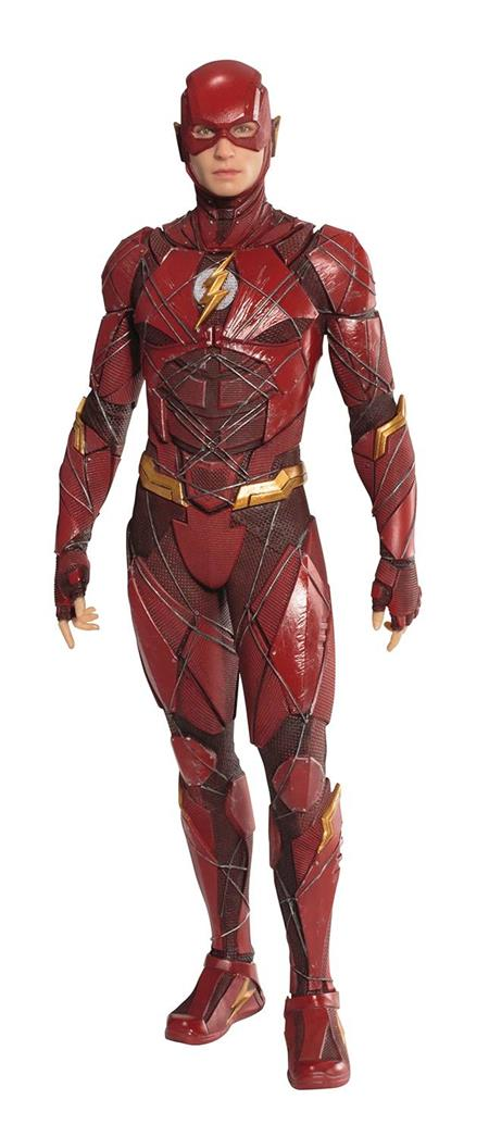 JUSTICE LEAGUE MOVIE THE FLASH ARTFX+ STATUE (C: 1-1-2)