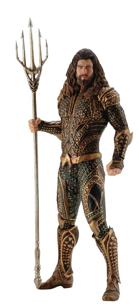 JUSTICE LEAGUE MOVIE AQUAMAN ARTFX+ STATUE (C: 1-1-2)