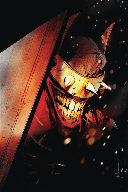 BATMAN WHO LAUGHS #1 (OF 6)