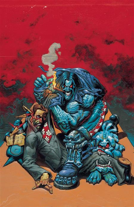 LOBO BY KEITH GIFFEN & ALAN GRANT TP VOL 02