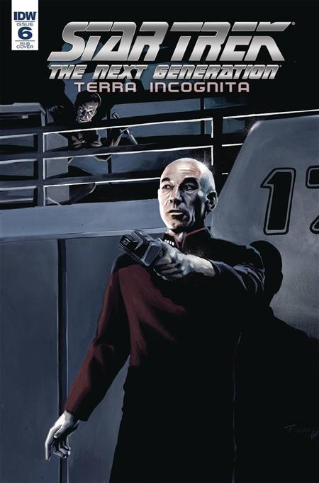 Star Trek Tng Terra Incognita #6 10 Copy Incv Beals (Net