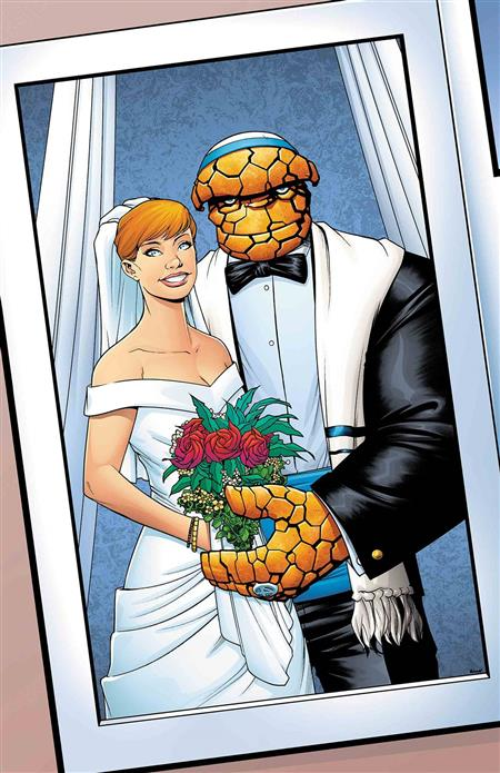 FANTASTIC FOUR WEDDING SPECIAL #1 MCKONE VAR