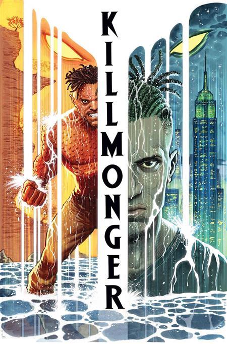 KILLMONGER #1 (OF 5)