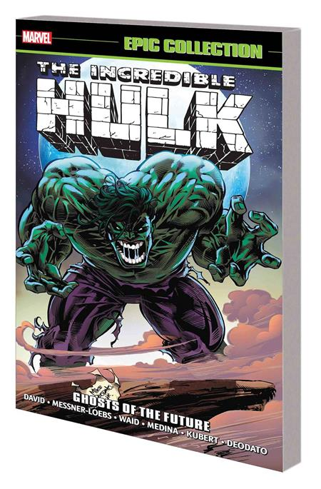INCREDIBLE HULK EPIC COLLECTION TP GHOSTS FUTURE