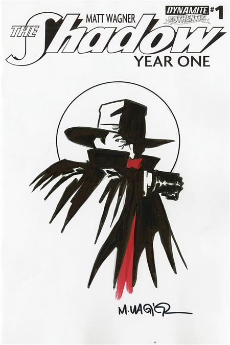 SHADOW YEAR ONE #1 WAGNER RMRK CVR (C: 0-1-2)