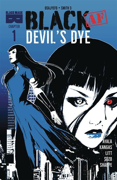 BLACK AF DEVILS DYE #1 (OF 4) (MR)