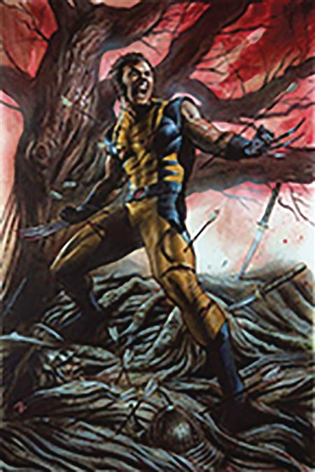 DF RETURN OF WOLVERINE #1 CSA UNMASKED GRANOV EXC (C: 0-1-2)