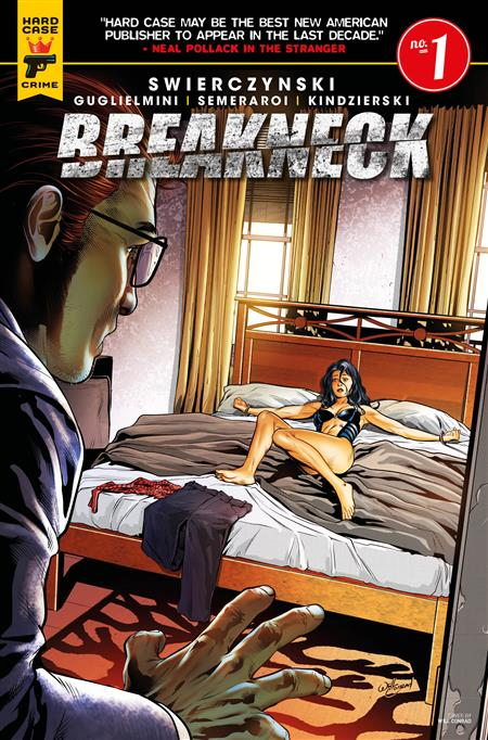 BREAKNECK #1 (OF 5) CVR C SCOTT
