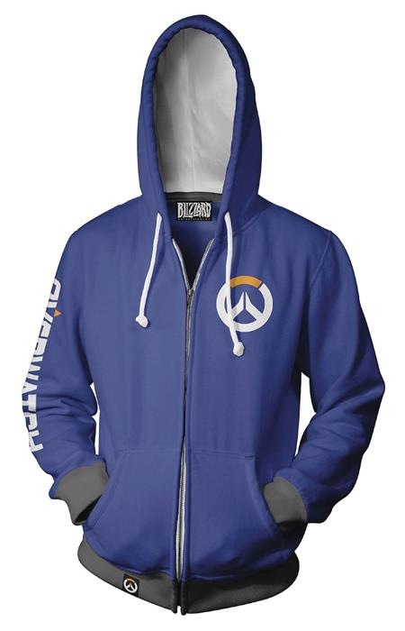 OVERWATCH WATCHPOINT ULTIMATE HOODIE LG (C: 1-1-2)