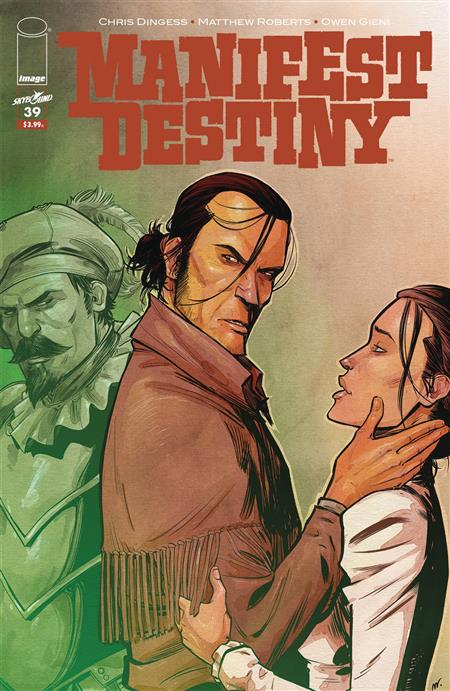 MANIFEST DESTINY #39 (MR)