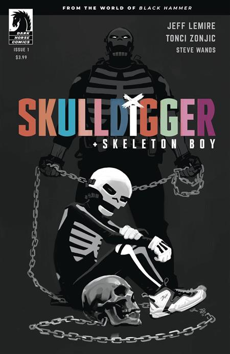 SKULLDIGGER & SKELETON BOY #1 (OF 6) CVR A ZONJIC