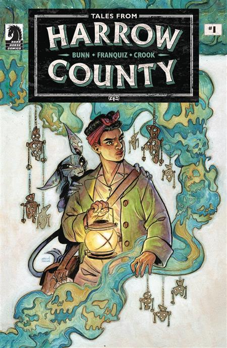 TALES FROM HARROW COUNTY DEATHS CHOIR #1 (OF 4) CVR A FRANQU