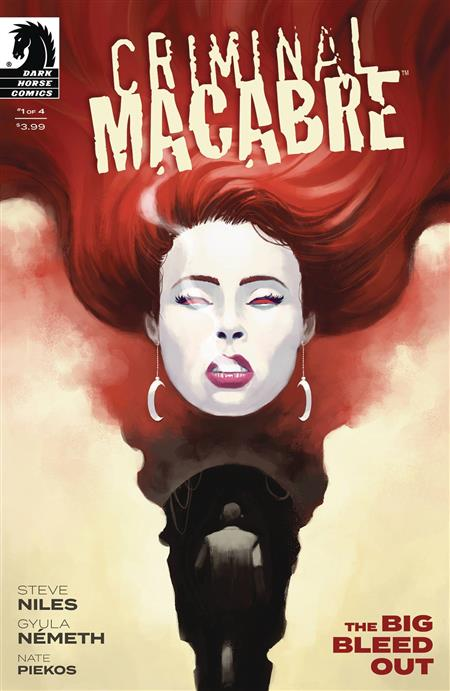 CRIMINAL MACABRE THE BIG BLEED OUT #1 (OF 4)