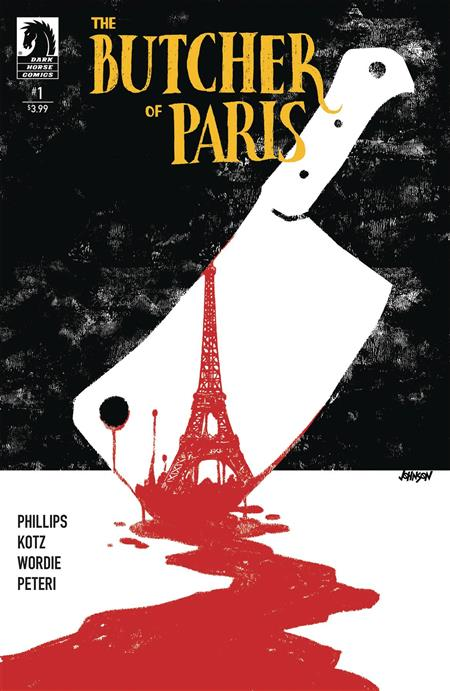 BUTCHER OF PARIS #1 (OF 5) (MR)