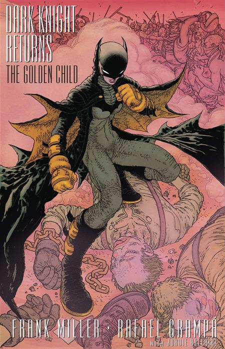DARK KNIGHT RETURNS THE GOLDEN CHILD #1