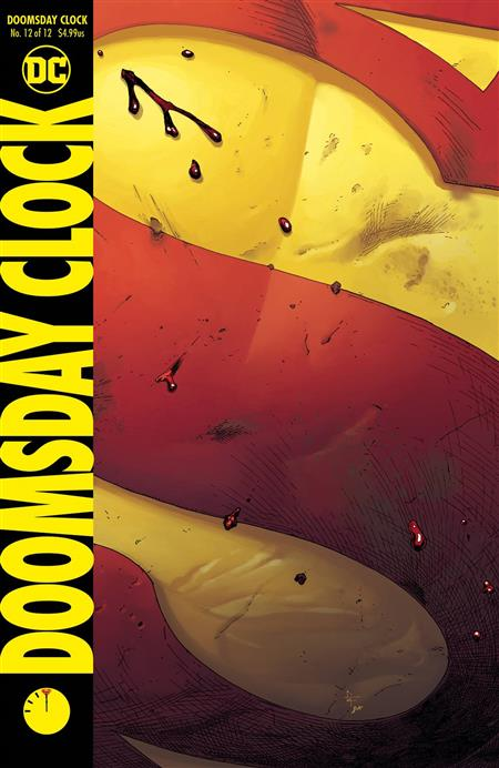 DOOMSDAY CLOCK #12 (OF 12)