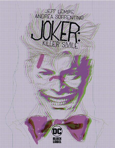 JOKER KILLER SMILE #2 (OF 3) (MR)
