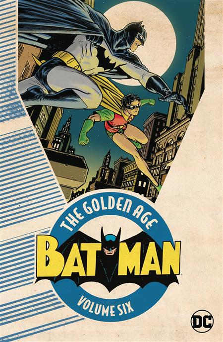 BATMAN THE GOLDEN AGE TP VOL 06