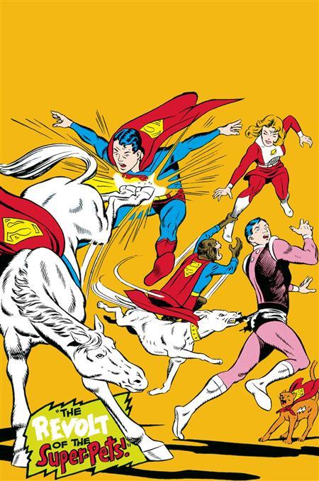 LEGION OF SUPER HEROES SILVER AGE OMNIBUS HC VOL 03