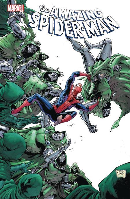 AMAZING SPIDER-MAN #35 2099