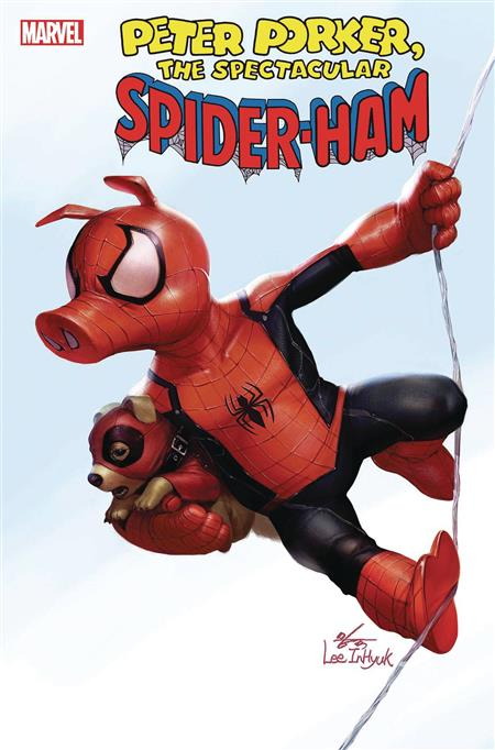 SPIDER-HAM #1 (OF 5) INHYUK LEE VAR