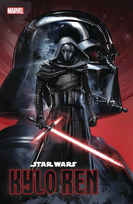 STAR WARS RISE KYLO REN #1 (OF 4)