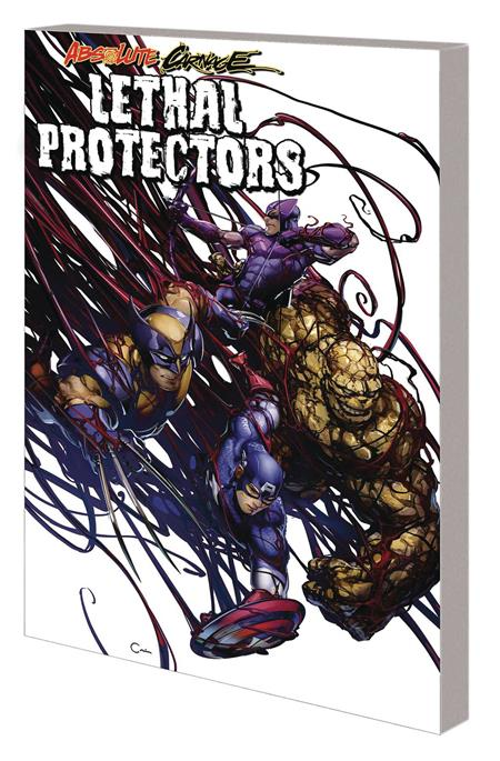 ABSOLUTE CARNAGE LETHAL PROTECTORS TP