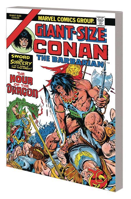 CONAN TP HOUR OF DRAGON