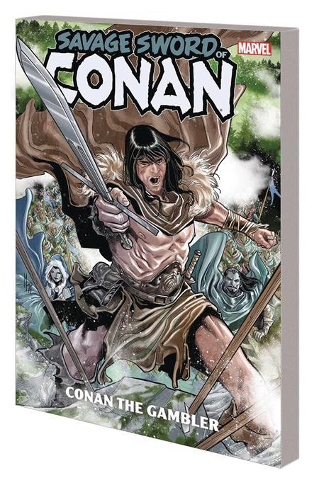 SAVAGE SWORD OF CONAN TP CONAN GAMBLER