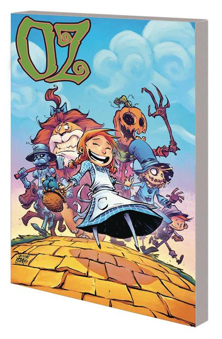 OZ COMPLETE COLLECTION GN TP VOL 01 WONDERFUL WIZARD MARVELO
