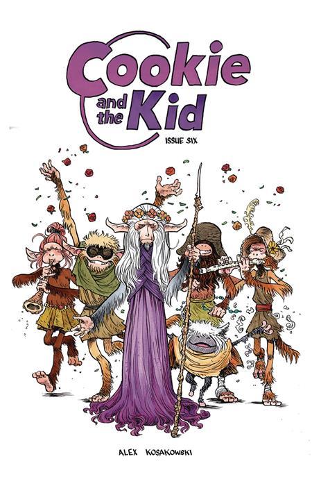 COOKIE & KID #6 (OF 6)