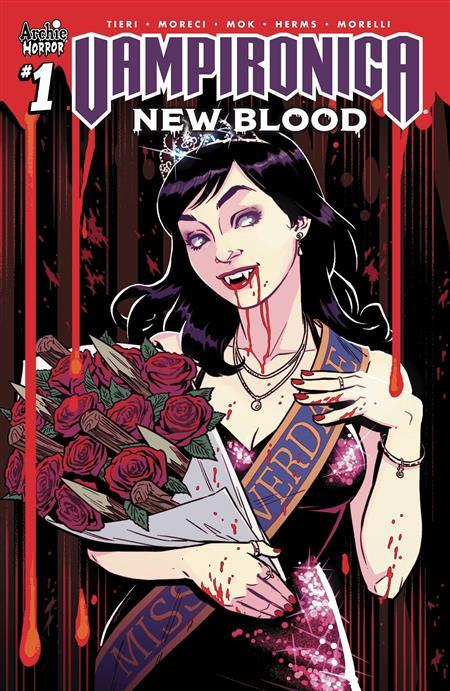 VAMPIRONICA NEW BLOOD #1 CVR C ISAACS