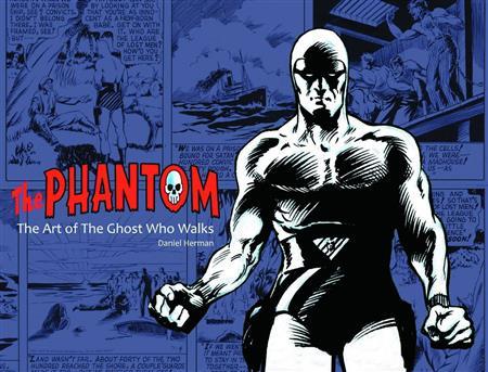 PHANTOM ART OF GHOST WHO WALKS HC (C: 0-1-0)