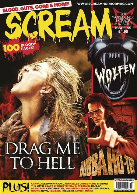 SCREAM MAGAZINE #58 (MR) (C: 0-1-1)