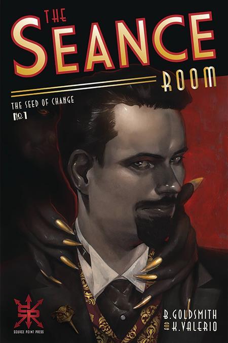 SEANCE ROOM #1 (OF 4) (MR)