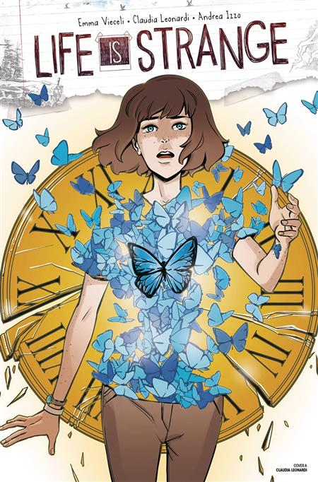 LIFE IS STRANGE #11 CVR A LEONARDI (MR)