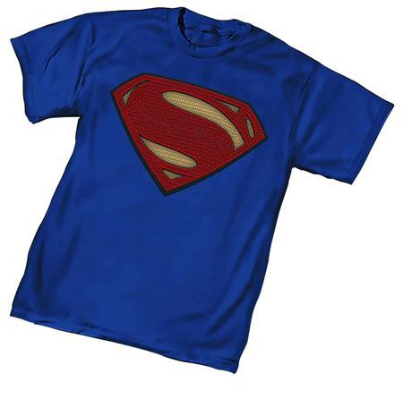 BATMAN V SUPERMAN SUPERMAN SYMBOL T/S LG (C: 1-1-0)
