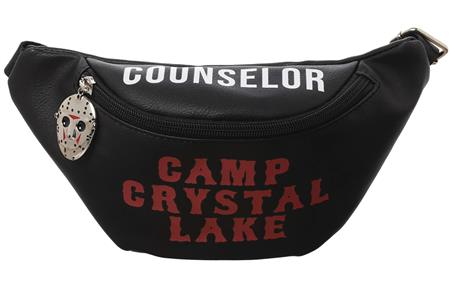FRIDAY THE 13TH CAMP CRYSTAL LAKE COUNSELOR FANNY PACK (C: 0