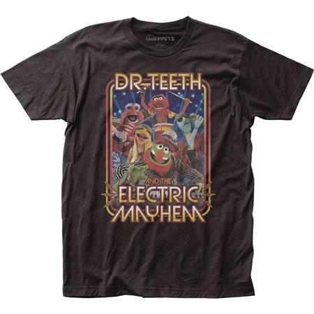 THE MUPPETS DR TEETH BAND T/S LG (C: 1-1-2)
