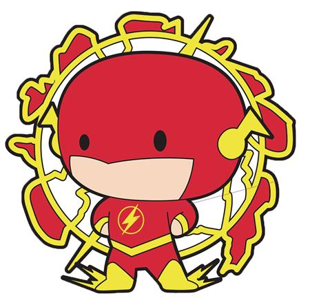 DC CHIBI FLASH PIN (C: 1-1-1)
