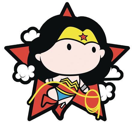 DC CHIBI WONDER WOMAN PIN (C: 1-1-1)