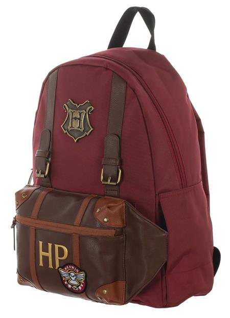 HARRY POTTER TRUNK BACKPACK W/REMOVABLE FANNY PACK (C: 1-1-2