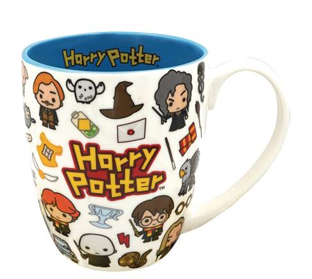 HARRY POTTER KAWAII COLLAGE MUG (C: 1-1-2)