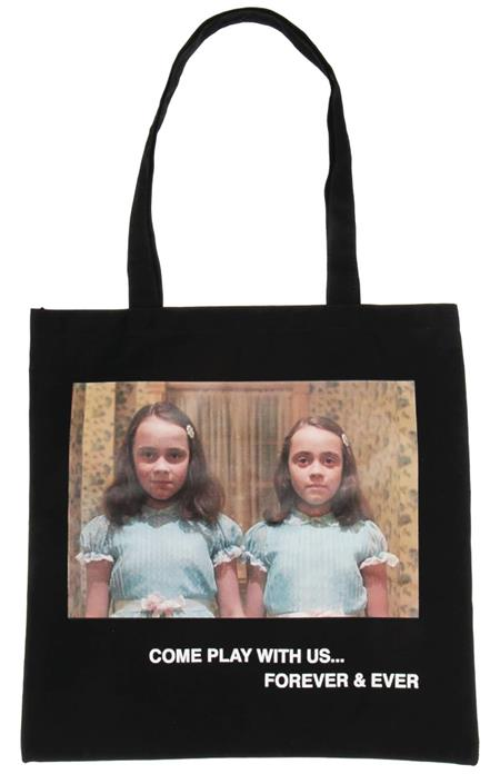 THE SHINING TWINS IMAGE CAPTURE CANVAS TOTE (C: 1-1-2)