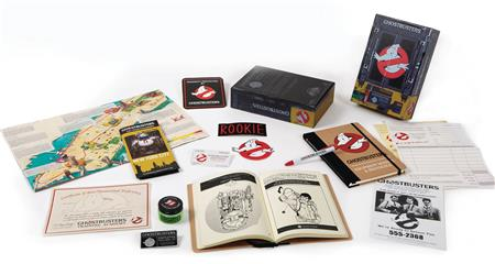 GHOSTBUSTERS EMPLOYEE WELCOME KIT (C: 1-1-2)