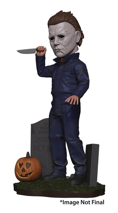 HALLOWEEN 2018 MICHAEL MYERS HEAD KNOCKER (C: 1-1-2)