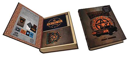 SUPERNATURAL DELUXE NOTE CARD SET (WITH KEEPSAKE BOX) (C: 1-