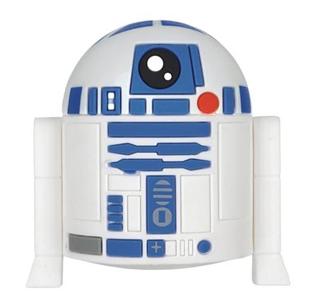 STAR WARS R2D2 3D FOAM MAGNET (C: 1-1-2)