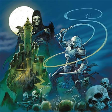 CASTLEVANIA 2 SIMONS QUEST VIDEO GAME OST 10IN LP (Net) (C:
